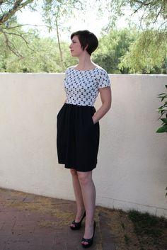 Colette Moneta Dress on www.sewredy.wordpress.com