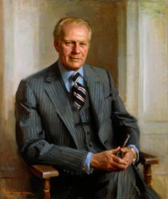 President Gerald Ford (#38)
