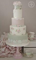 Tea Cup Wedding Cake | Flickr - Photo Sharing!