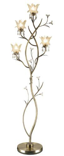 DDEH 66''h Luxury Looking Floral Metal Base Floor Lamp HP http://www.amazon.com/dp/B00CX95WCC/ref=cm_sw_r_pi_dp_oKEPub1RKXPN3
