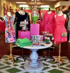 shopping for lilly…. ♥