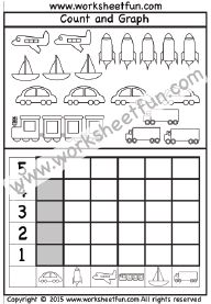 Pictograph - Picture Graph – 21 Worksheets