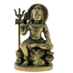 Amazon.com: Statues of Goddess Shiva Indian Sculpture Hindu Statue 3 X 1.5 X 5 Inches: Home & Kitchen