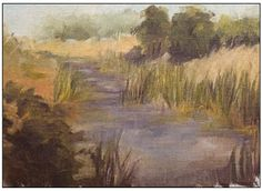 Painting Basics: Atmospheric Perspective in Landscape Painting