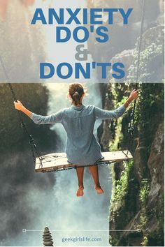 Learn what to do and what not to do after you've got an anxiety diagnosis. Check out a list of quick do's and don't's for all mental health patients. I've already made these mistakes so that you don't have to. Check out our tips for coping with anxiety and depression #mentalhealth #anxiety #depression #health #therapy #therapist #panicattacks