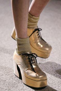 Block heels - Comme des Garcons S/S 2013
