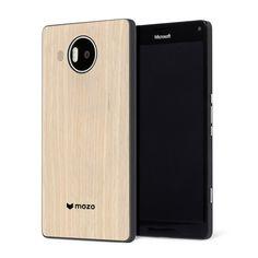 Lumia 950 XL Back Cover (light oak)
