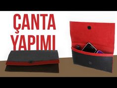 Keçeden Çanta Yapımı | Kendin Yap / Do It Yourself - YouTube