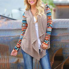 Cardigan Casual Knit Coat Outwear //Price: $15.99 & FREE Shipping //     #fashion #urbanpinup #picoftheday