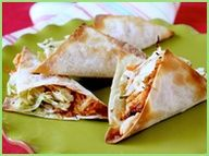 Girls Night recepies - Wonton Tacos