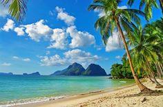 Palawan Beach in Sentosa Island