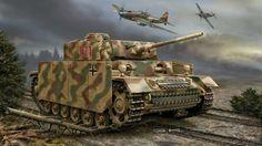 Panzer III Ausf. L mit Schürzen de la 6th Panzer Division, en el Frente Este en 1943.