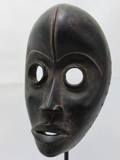 Fine African Mask Dan Deangle Mask Collectible African Art by AmazingMagicalSpells on Etsy
