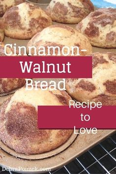 Walnut-Cinnamon Quic