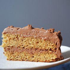 Graham Cracker Layer Cake Recipe on Food52 recipe on Food52