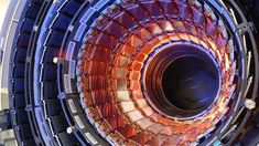 Physicists Warming Up the LHC Accidentally Create a Rainbow Universe