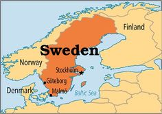 12 Western Countries That Will Be Islamic Republics In The Next 20 Years: Sweden (2 of 12)