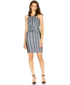Rachel Roy Strap Sheath Dress $20.99 @ Ross