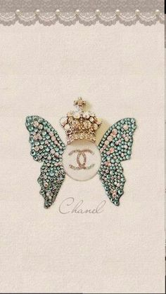 Find images and videos about chanel on we heart it - the app to get lost in what you love. Chanel Wall Art, Chanel Decor, Chanel Wallpapers, Pretty Wallpapers, Chanel Logo, Coco Chanel, Chanel Background, Wallpaper Backgrounds, Iphone Wallpaper