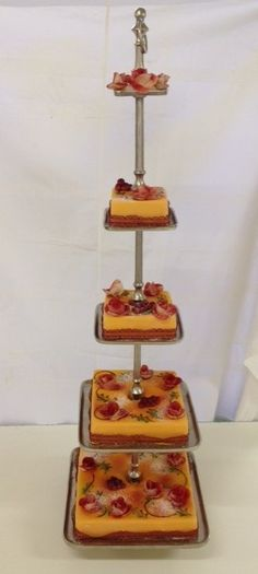 Fem etasjer Tiered Cakes