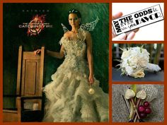Hunger Game wedding theme