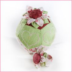 Floral Delights Pincushions