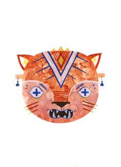 Animal Masks - Camille Chew