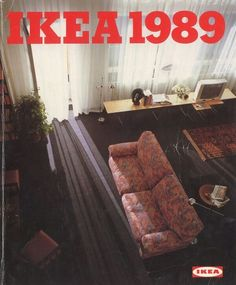 ikea is celebrating its anniversary of business in the uk to celebrate were looking back at its catalogue covers from over the years - Table De Salle A Manger Ikea1962
