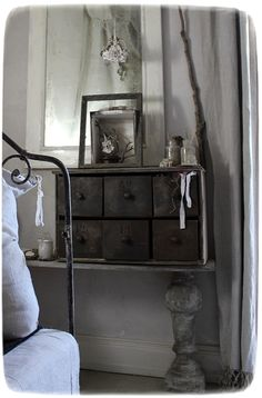Meas Vintage, Shabby, Blog, How To Plan, Bedroom, Antiques, House, Grey, Building