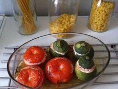 Mes légumes farcis révisités! • Hellocoton.fr