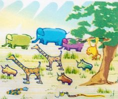 A Herd Moving 1999 by John Lennon - Serigraph on Paper