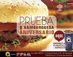 Te damos para que disfrutes el mejor combo....@qhamburguesa #Disfrutalo #Comparte #Gusto #Sabores #LlenateLlévate http://ift.tt/2f2bW4w