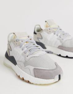 0010ccbf ADIDAS ORIGINALS NITE JOGGER SNEAKERS WHITE CG5950 - WHITE.  #adidasoriginals #shoes