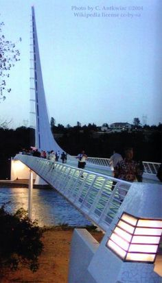 Sundial Bridge @ Turtle Bay, Redding Ca.