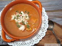 Lobster Bisque #paleo #dairyfree #lobster #bisque