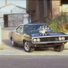 FAST AND FURIOUS MUSCLE CAR - See the best of the FAST AND THE FURIOUS