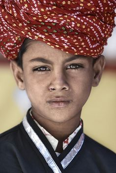 Portrait from India 6, via Flickr.