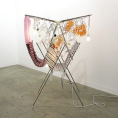 Haegue Yang (Galerie Chantal Crousel)