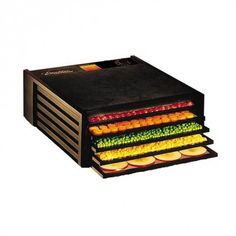 Excalibur Dehydrator, 5-Tray With Timer