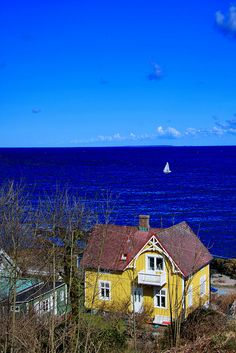 House by the sea in Arild, Skane, Sweden!  http://www.arcreactions.com/