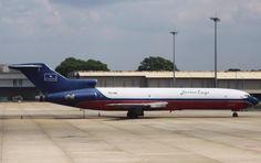 Lankan Cargo, Sri Lanka, Boeing 727 freighter