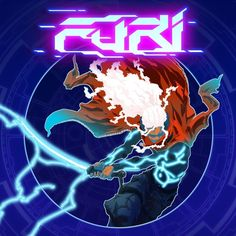 Furi Game Cover