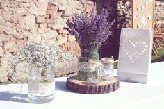 Image result for lavender centerpieces
