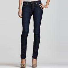 "Rank & Style Top Ten Lists | Paige Denim Skyline 12"" Skinny Jeans #rankandstyle"
