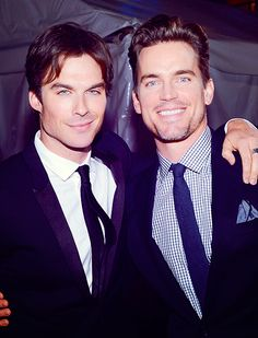 My two faves: Ian and Matt