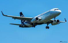 Airbus A320 Air New Zealand F-WWBV cn 6182