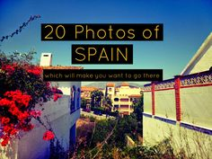 20 Photos of #Spain - which will make you want to go there #travelphotography
