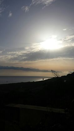 Gozitan Thanksgiving sunset. My fave shot