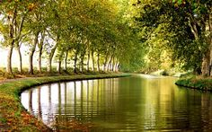Canal du Midi: history of the 17th century engineering marvel ...sete france