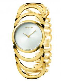 CALVIN KLEIN body gold bracelet K4G23526 http://kloxx.gr/brands/calvin-klein/calvin-klein-body-gold-bracelet-k4g23526